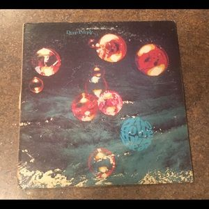 Other - Deep Purple Who Do We Think We Are Vinyl LP Album